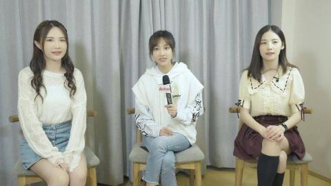 【AC饭来了!】SNH48 冯薪朵 赵粤 张雨鑫专访