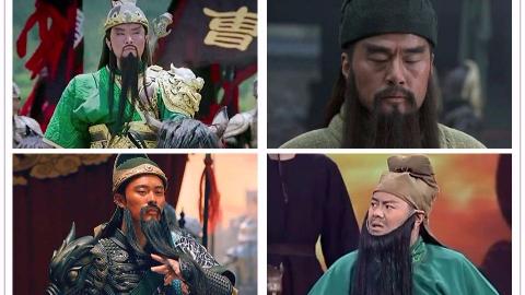 【影视混剪】四个版本温酒斩华雄,最后一版华雄死坑关羽