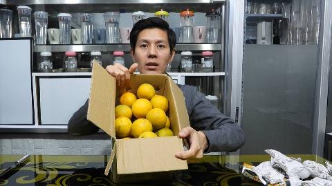 试吃会:试吃网购的橙子22元一大箱