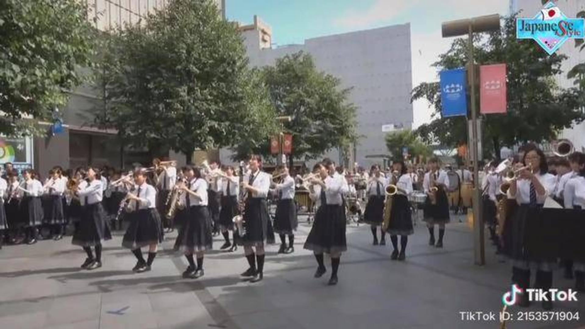 【Tik Tok 精选】日本的高中生活系列Part6