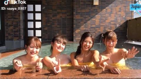 日本人对抖音是不是有什么误会?18 樱花开了