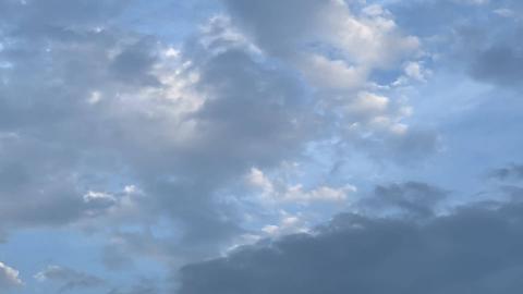 【延时摄影】云