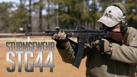 【搬运/已加工字幕】STG-44突击步枪