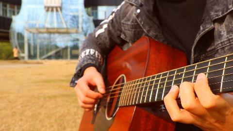 【指弹吉他】遇见,美到无法呼吸!