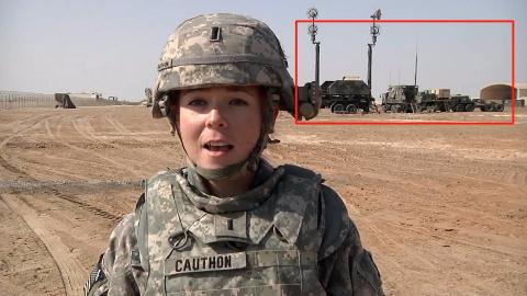 中国防空系统惊现美军基地!究竟是谁在出卖我国的军事机密?