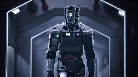 科幻惊悚《人造母者》预告,人类灭绝,机器人再造人类!