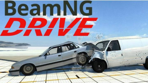 老司机中国BOY教你如何把赛车游戏玩成撞车游戏!