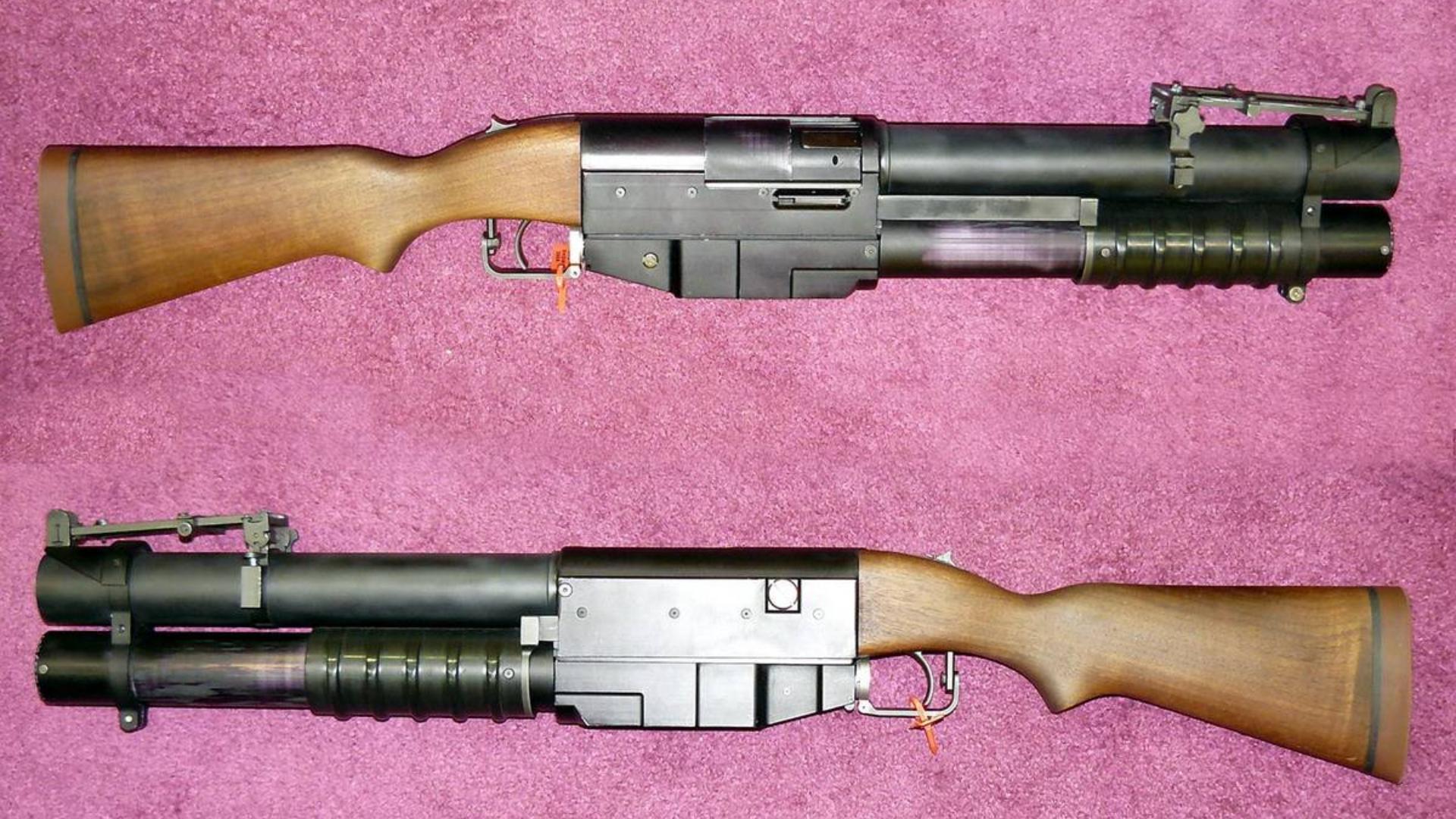 【讲堂519期】著名的中国湖榴弹发射器,没想到是美军为越南战争研发的