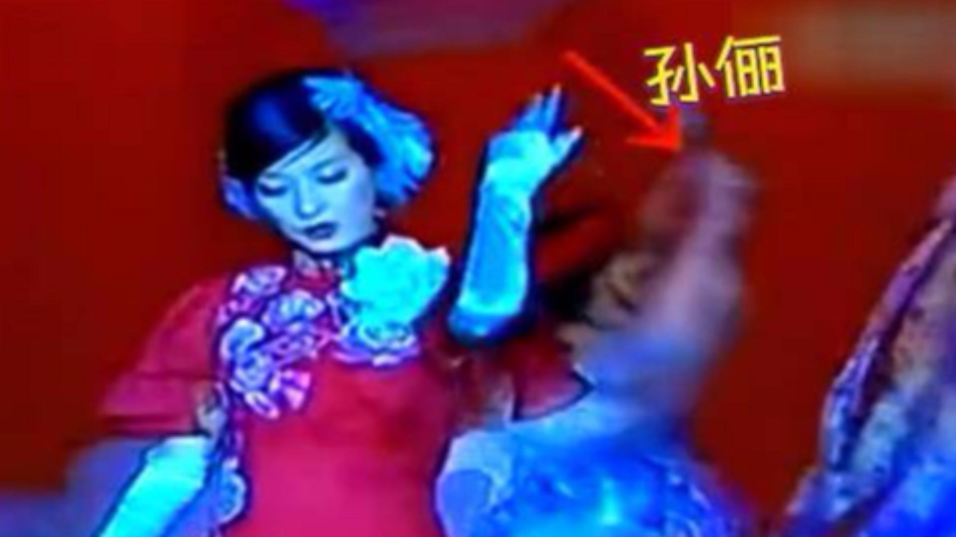 """不会跳舞的女演员不是好""""娘娘""""孙俪曾给赵薇做""""背景""""?"""