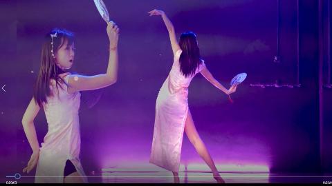 【忧姬】芒种*(裸足)即兴舞蹈~