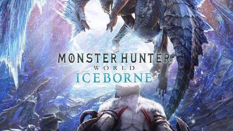 独臂太刀玩家迅龙初见《怪物猎人世界》冰原Beta二测