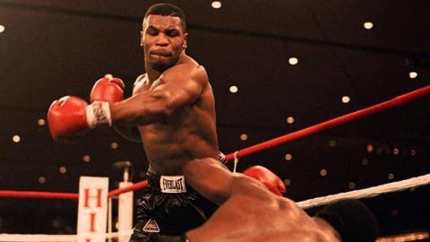 泰森这十次KO让你明白,谁才是最有摧毁力的重量级拳王!