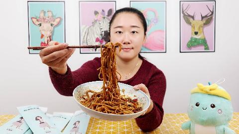 试吃武汉热干面,面相像炸酱面,吃感像火鸡面,这面到底正宗吗?
