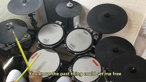 【Drum Cover】盘尼西林:《Say It Again》(乐队的夏天Live)