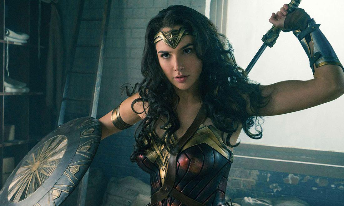 【丛明】2017年最棒的DC电影,一人拯救一个世界,女英雄太强悍
