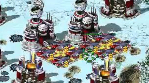 【红色警戒】魔改入侵者战机:无视投弹距离限制……