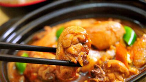 黄焖鸡最简单最好吃的做法,软嫩鲜香,汁多味美,比饭店的更好吃
