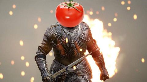 【老番茄】丢人剑士老番茄
