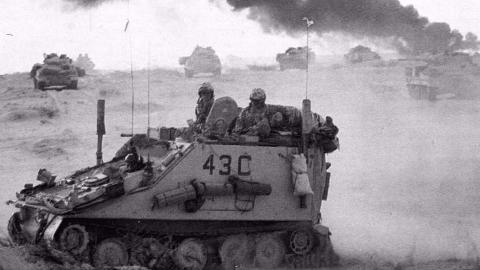当年海湾战争,生擒萨达姆的那名美国士兵现在过得怎么样?