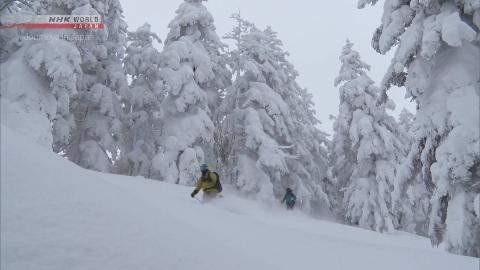 纪录片.NHK.日本之旅.滑翔于北海道的粉雪上.2019[中英双字]