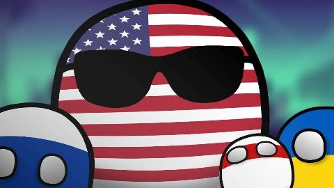 【波兰球】美国的工作