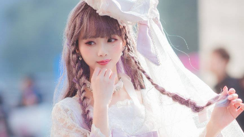 【洛丽塔/Lolita】你心目中的Lo娘女友是什么样子的?