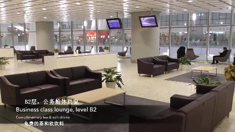 外国人乘坐复兴号高铁,买商务舱票从香港西九龙到北京