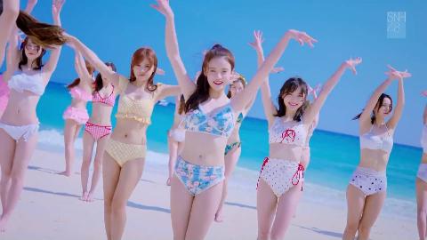 SNH48 GROUP全新夏日EP《那年夏天的梦》混剪版