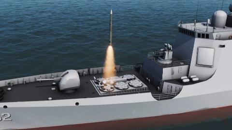 200公里外击落2万米高空战机!3D还原中华神盾舰防空作战