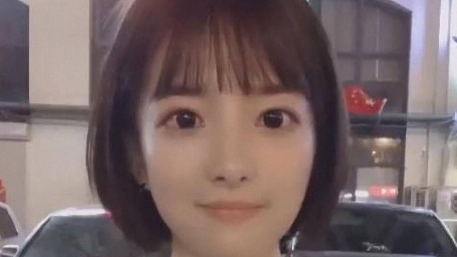 抖音中国优秀美女系列20191215天天之恋