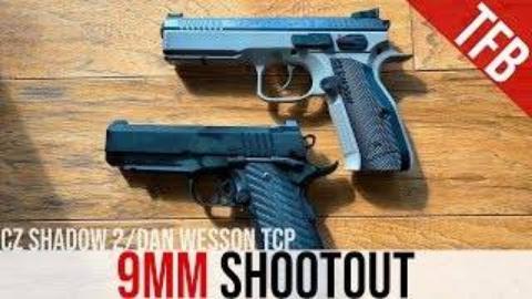 [TFB]CZ Shadow2 vs 丹尼尔威森TCP手枪