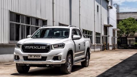 实车评测首款国六b排放柴油皮卡T70,皮卡也能这么酷?
