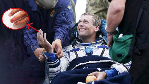 航天员在飞向太空之前,需要拔掉全部指甲,不然会有生命危险?