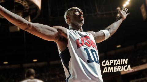 【超清】最新美国篮球队1v1单挑!