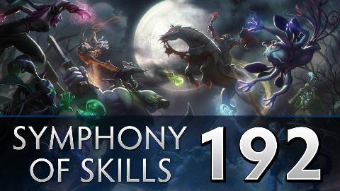 Dota 2 Symphony of Skills 192