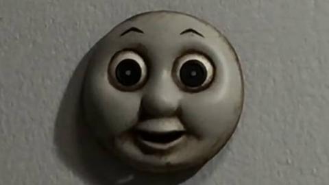 日本小哥的托马斯小火车怪奇改造系列