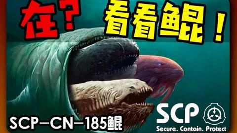 【SCP-CN-185鲲】在?看看鲲!
