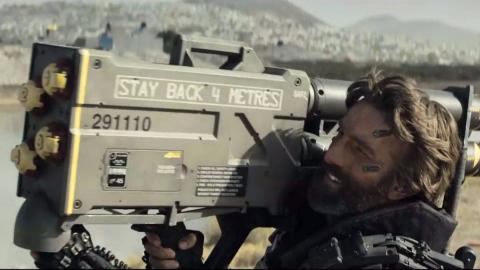 【战争影视合集·第007期】一发火箭弹解决不了的事,那就多来几发!