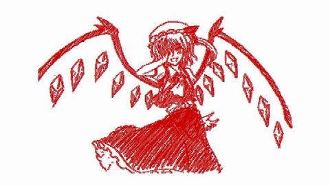 [弹幕向]【C75】绯色月下、狂咲ノ絕(葉月なの) ac314065 录屏
