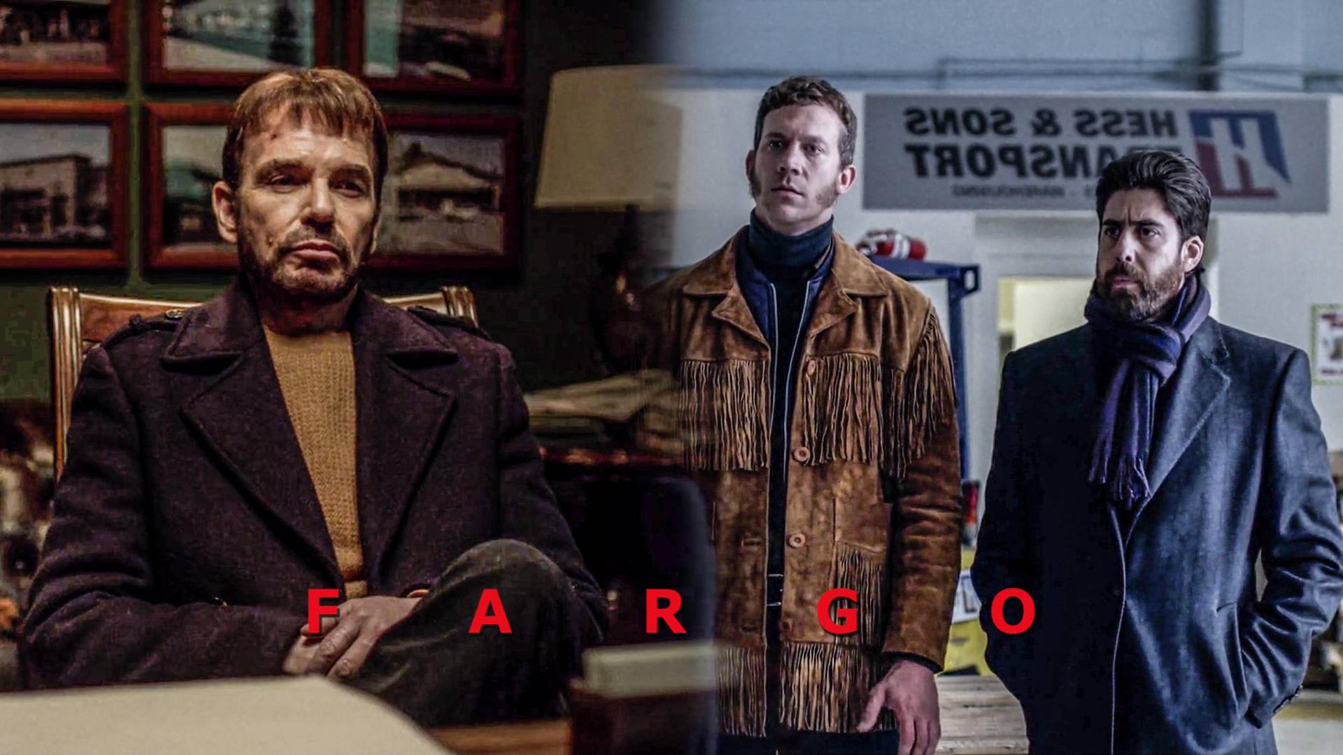 【墨菲】《冰血暴》第2期:Fargo集团登场!神秘杀手遭遇黑白两道夹击