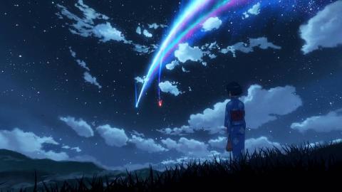 【MAD/综漫】我们仰望着同一片星空,却身在不同的地方