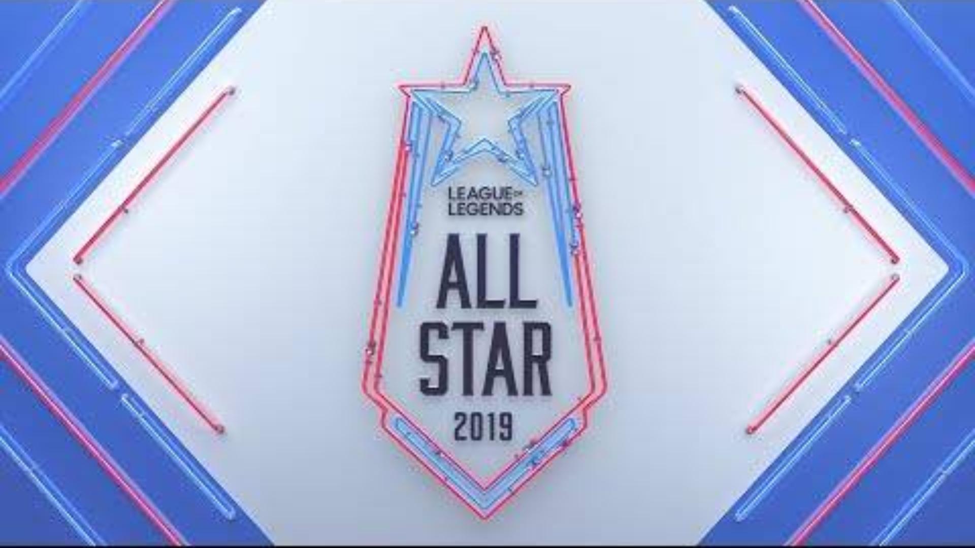 快速看完2019Allstar全明星赛 Day1