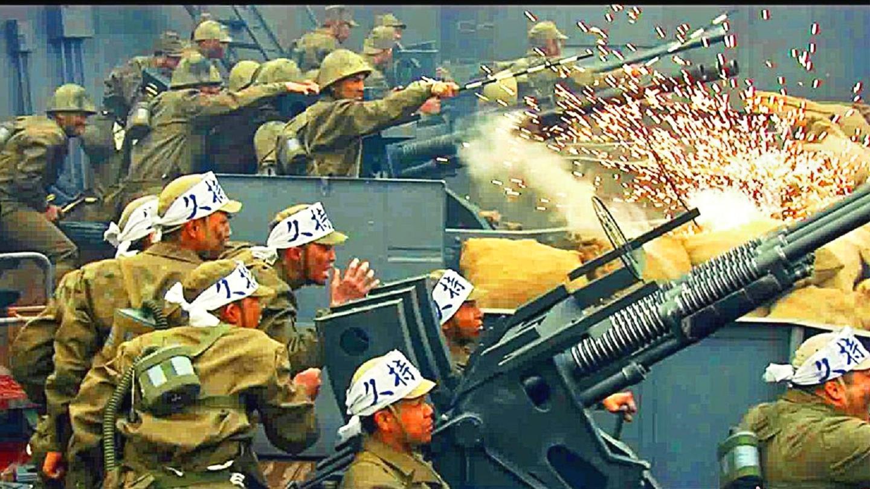 大和号: 这才叫战争电影 日军270门火炮对战美军400架轰炸机 精彩