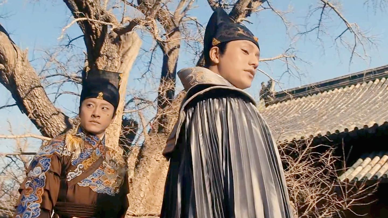 龙门飞甲: 李连杰最后一部武侠片, 太监陈坤诠释: 娘和阴柔区别!