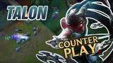 how to counter talon: mobalytics counterplay