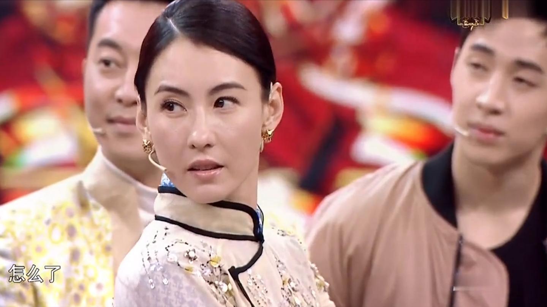 沈腾爆笑名场面, 张柏芝: 不上班你养我啊, 沈腾: 想的美
