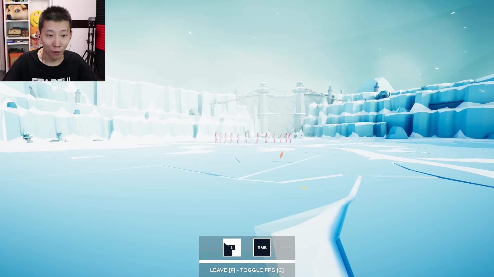 全面战争模拟器, 隐藏的冰霜斧子角色! 鲤鱼Ace解说