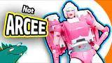 fanstoys rouge not transformers arcee review