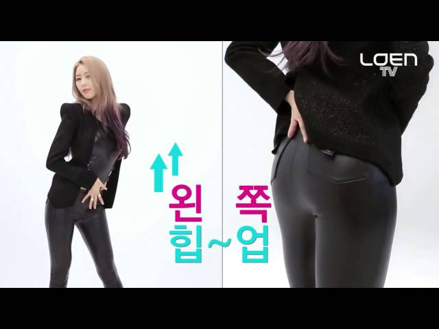 mirrored b.b.b - dalshabet (달샤벳) dance tutorial