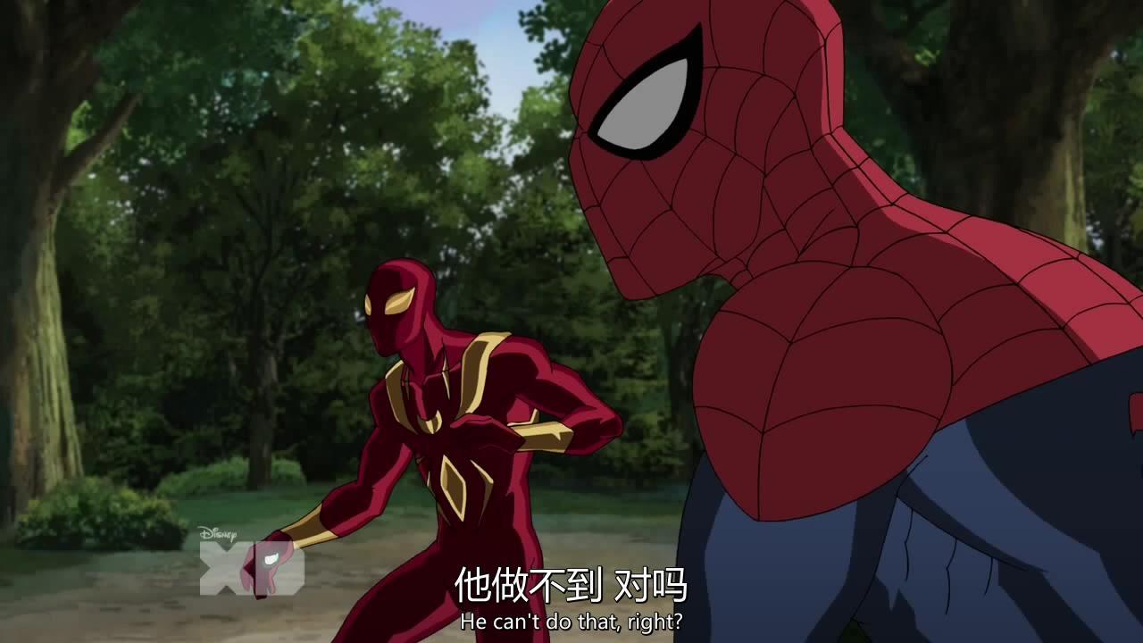 【漫威】终极蜘蛛侠大战邪恶六人组第四季E07 看过两个蜘蛛侠吗